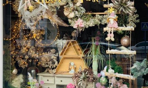 Ikebana Floral