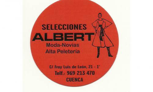 Albert Selecciones